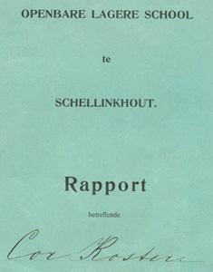 schoolrapport